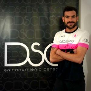 David Sánchez Calixto fundador dsc entrenamiento personal